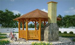 Садовые беседки дизайн